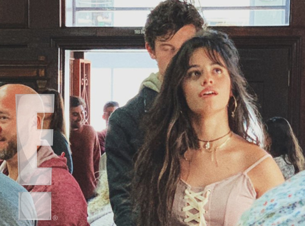 Shawn and Camila Spotted in San Francisco