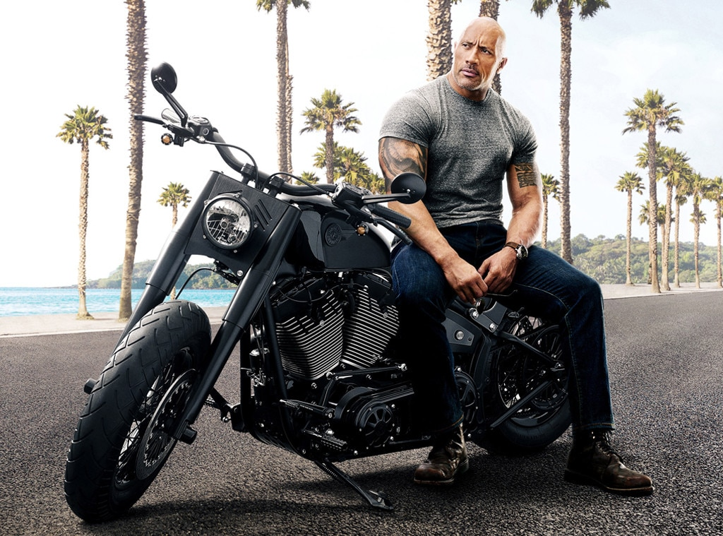 Luke Hobbs From Fast Furious S Best Franchise Characters