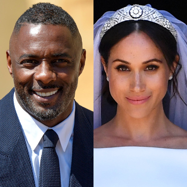 Meghan Markle, Idris Elba