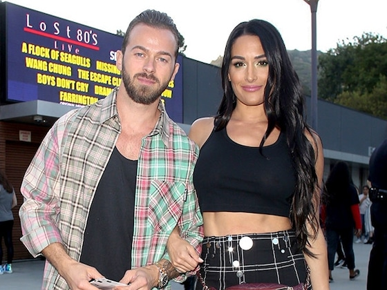 Nikki Bella and Artem Chigvintsev Finally Put a Label on Their 7-Month Romance