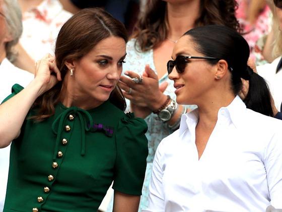Las diferentes formas en que Kate Middleton y Meghan Markle manejan su privacidad
