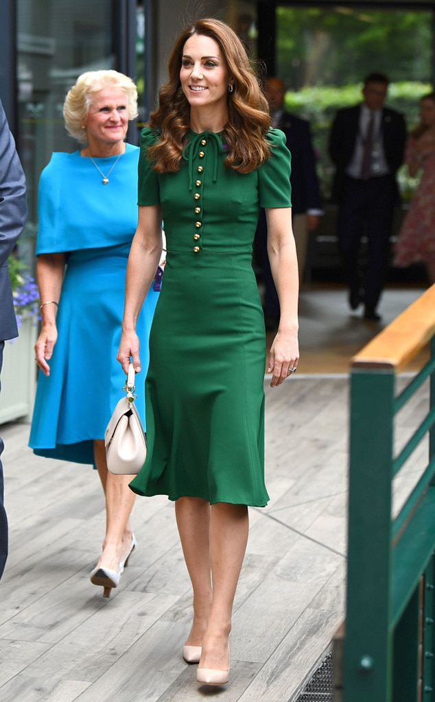 Kate Middleton, 2019 Wimbledon
