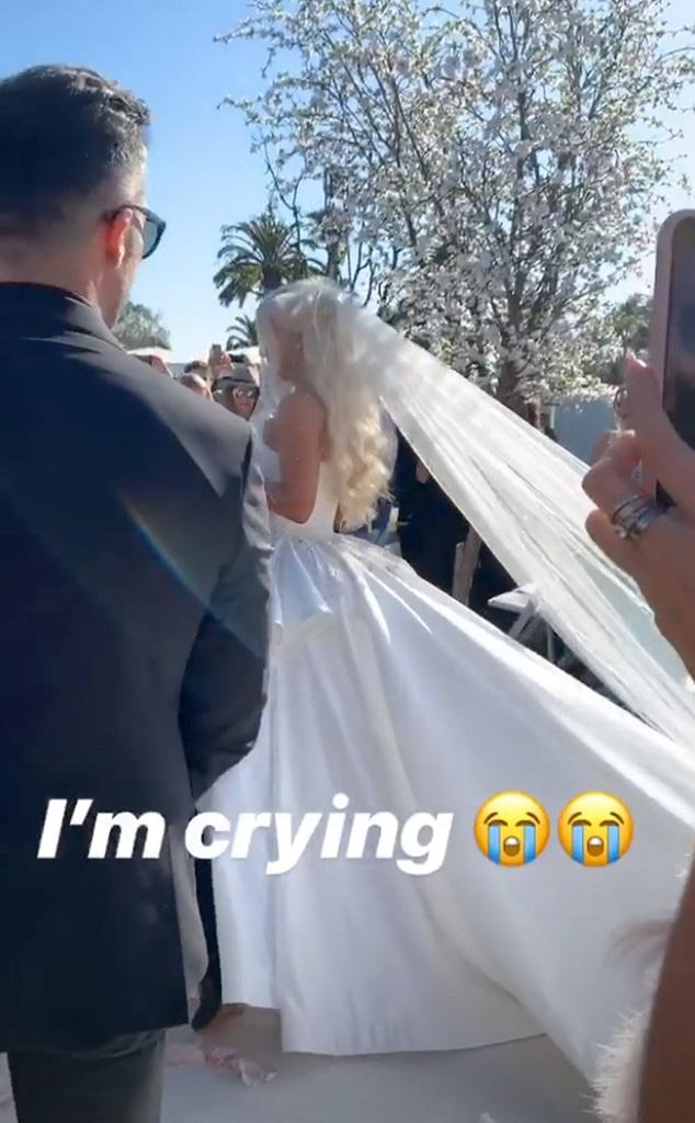 Gigi Gorgeous, Wedding, Trisha Paytas, Instagram