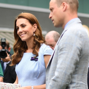 Kate Middleton, Prince William, 2019 Wimbledon