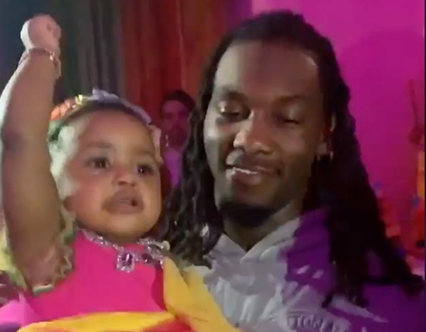 Inside Cardi B's Daughter Kulture's Lit 1st Birthday Party