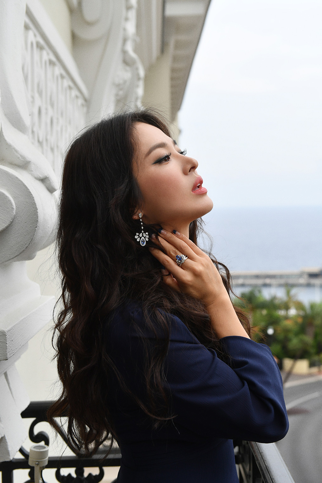 Song Hye-kyo, Chaumet In Majesty Exhibition 2019