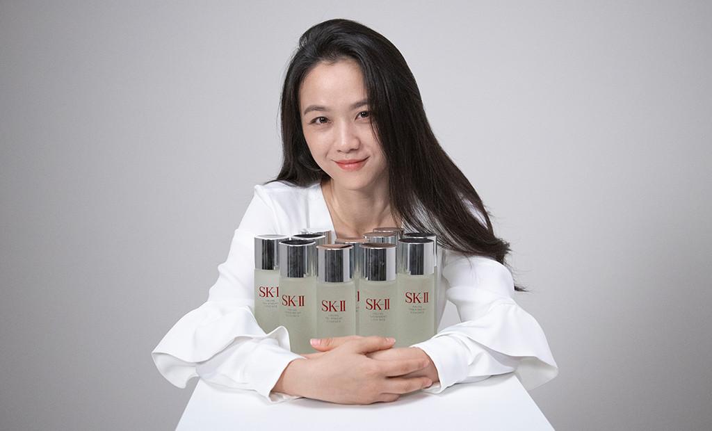 Tang Wei in SK-II Pitera Masterclass