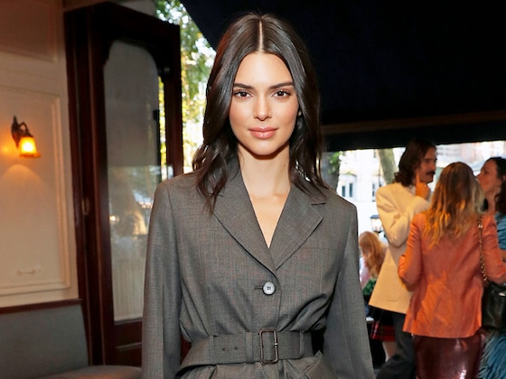 Kendall Jenner Strips Nude for a NSFW Photo Shoot