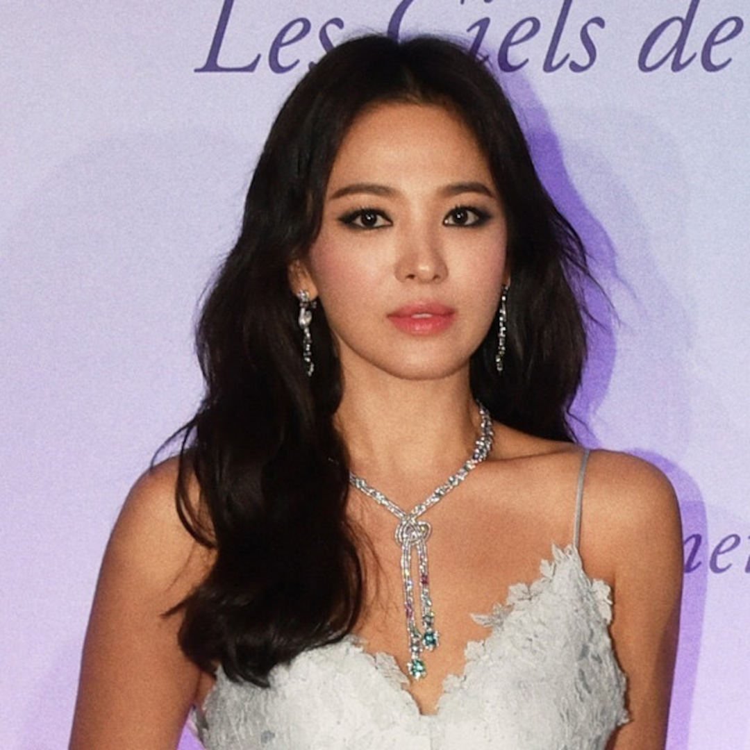 Song Hye-Kyo Opens Up About Future Plans, Fate and Fashion ...