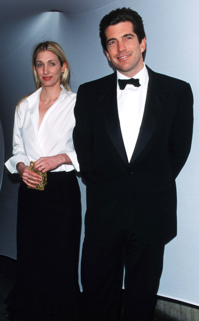 John Kennedy Jr., Carolyn Bessette Kennedy