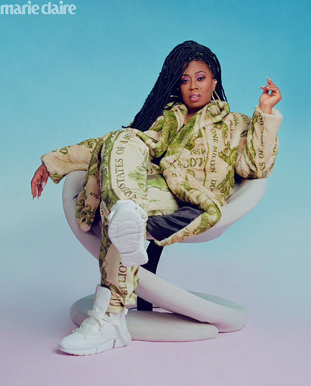 Missy Elliott, Marie Claire, August 2019
