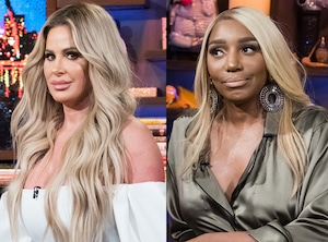NeNe Leakes, Kim Zolciak-Biermann, Watch What Happens Live