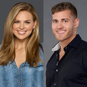 Hannah Brown, Luke Parker, The Bachelorette
