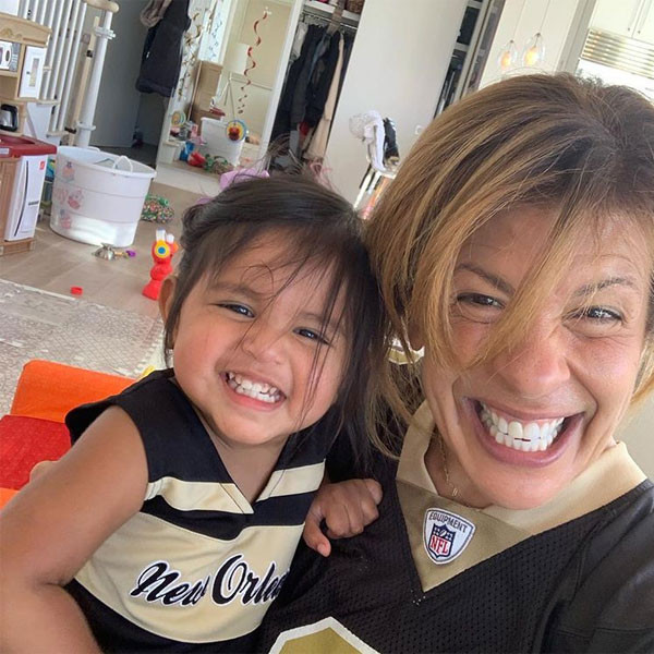 Hoda Kotb's Daughter Turns 3! Check Out Their Cutest Photos Together