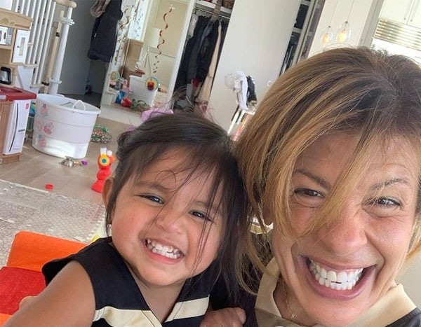 Hoda Kotb's Daughter Haley Joy Turns 3! Take a Look at Their Cutest Mother-Daughter Moments