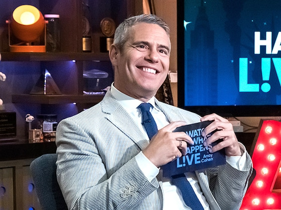 See Andy Cohen Campaign for <i>Watch What Happens Live</i> to Win at the PCAs