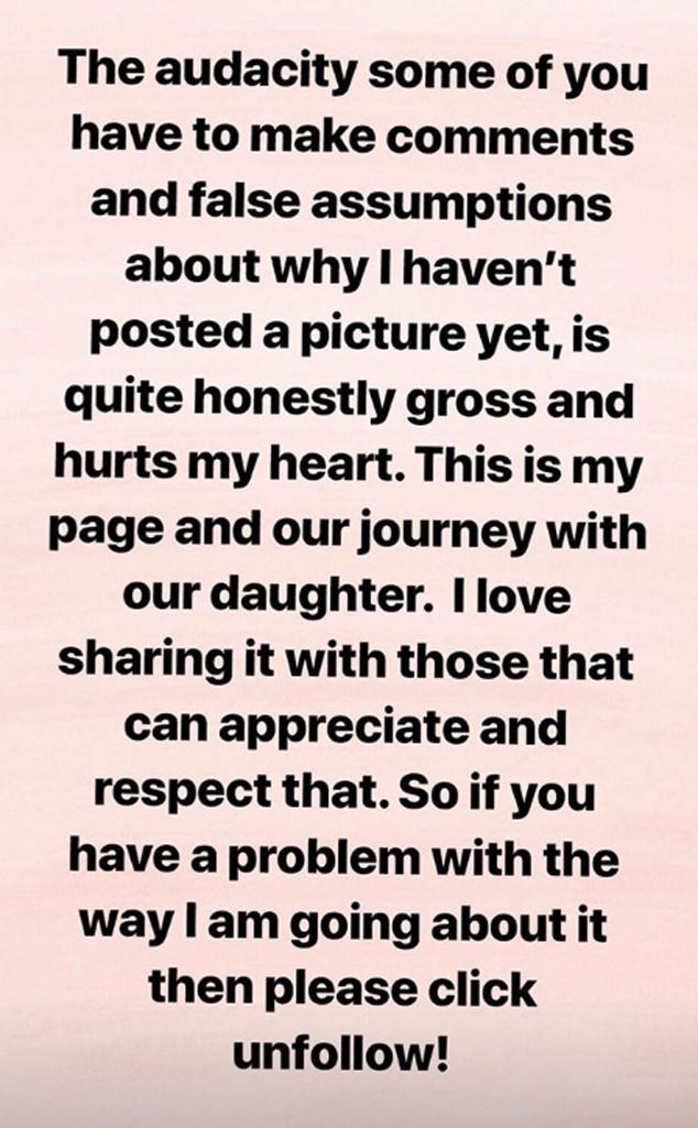 Gretchen Rossi, Instagram