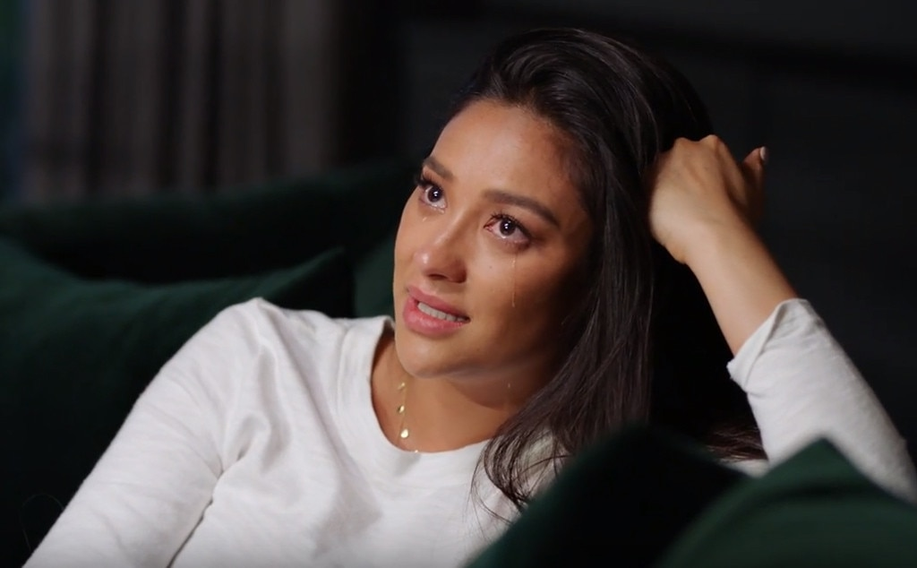 Shay Mitchell Breaks Down In Tears Recalling Her Recent Miscarriage