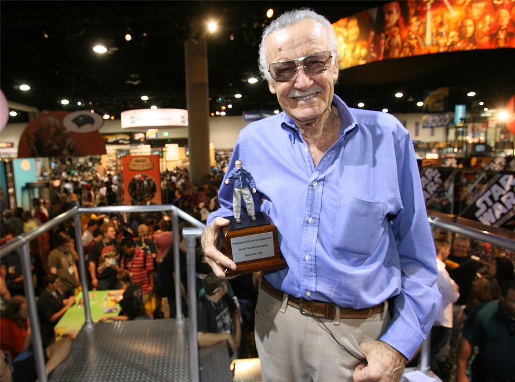 Stan Lee, Marvel at Comic-Con