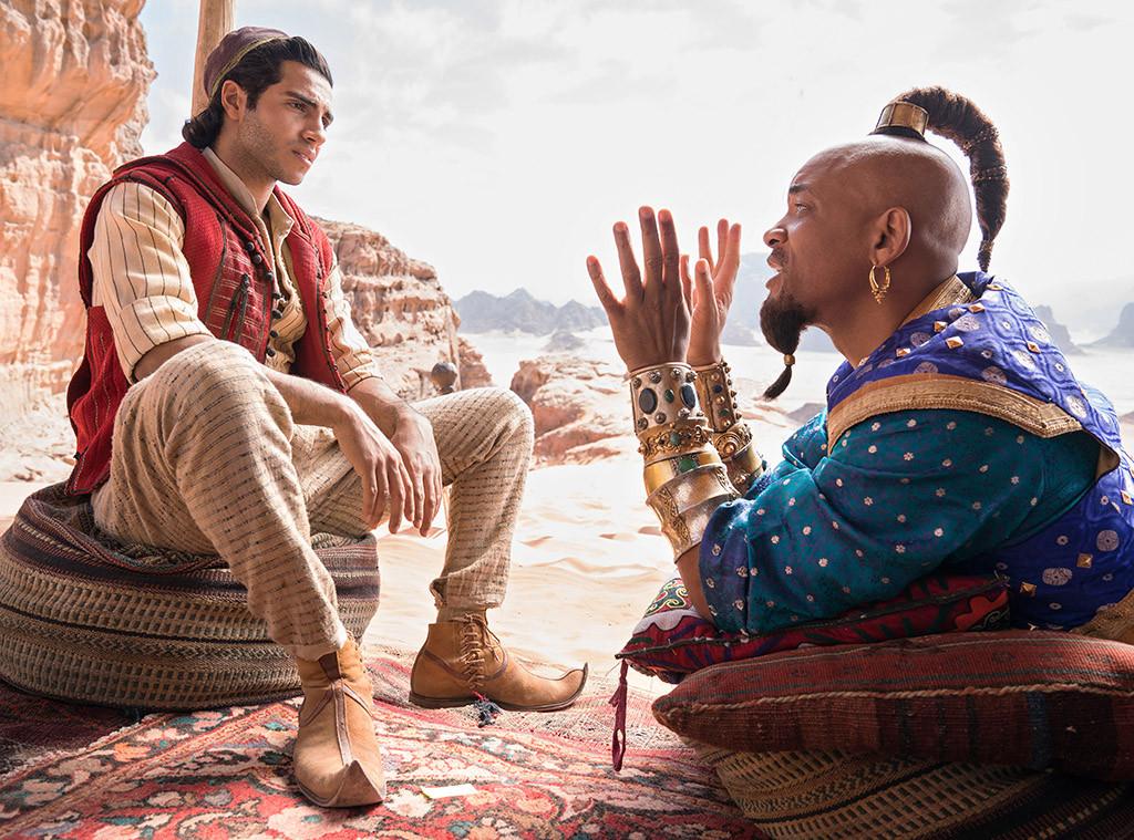 Aladdin, Mena Massoud, Will Smith