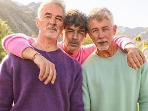Jonas Brothers, Nick Jonas, Joe Jonas, Kevin Jonas, FaceApp