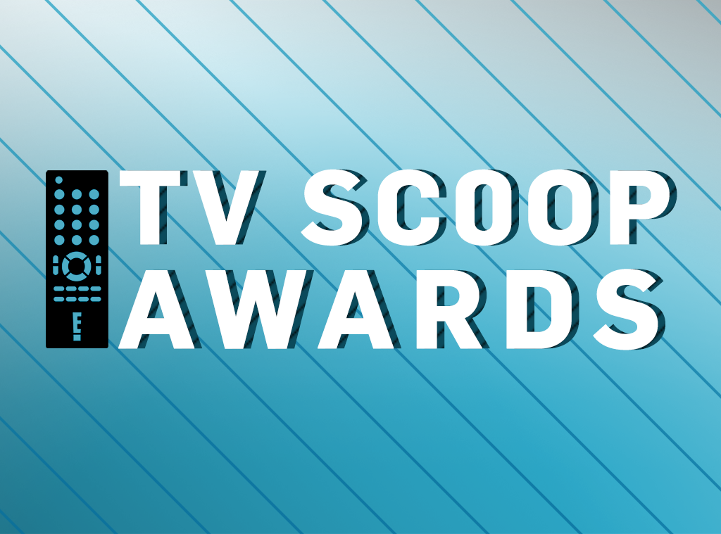 E! TV Scoop Awards Logo