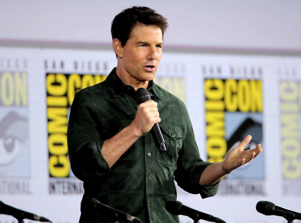 Tom Cruise, San Diego Comic-Con 2019