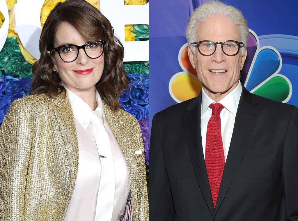 Tina Fey, Ted Danson Comedy Series Ordered at NBC