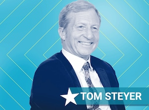 Tom Steyer, Democratic Candidate Pop Culture Survey