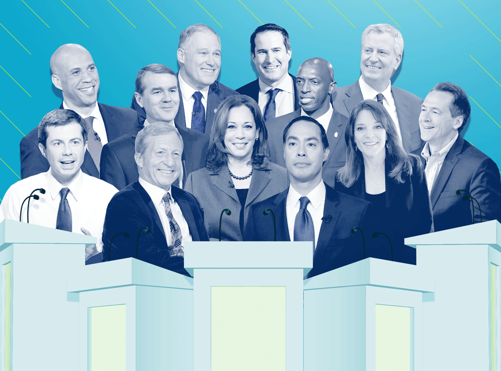 Democratic Candidate Pop Culture Survey