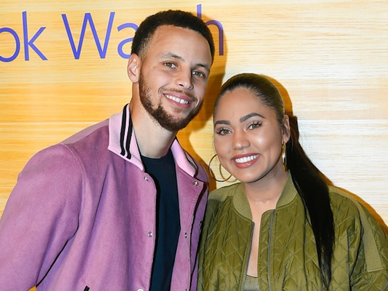 Stephen Curry Defends Ayesha Curry After the Internet Slams Her Dancing