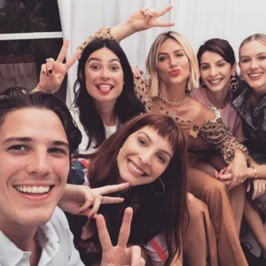 Giovanna Ewbank, Thaila Ayala, Fiorella Mattheis, Rômulo Neto