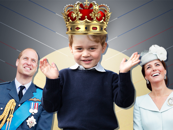 How Kate Middleton and Prince William Are Really Getting Prince George Ready to Be King