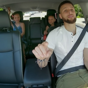 Stephen Curry, Stephen Curry Kids