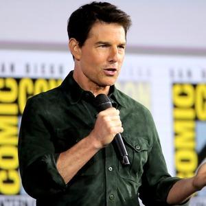 Tom Cruise, San Diego Comic-Con 2019