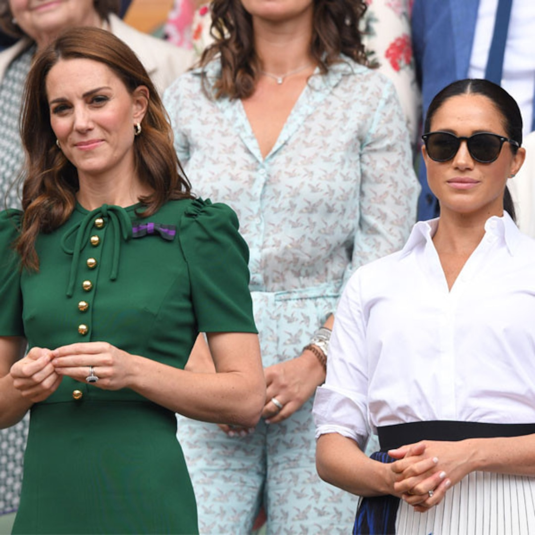 Finding Freedom's Omid Scobie Speaks Out on Meghan Markle and Kate Middleton's Rumored Feud – E! NEWS