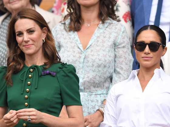 Just Some Pictures, Please: Inside Meghan Markle and Kate Middleton's Different Approaches to Privacy