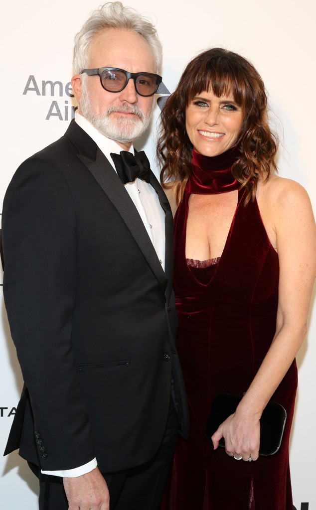Bradley Whitford and Amy Landecker