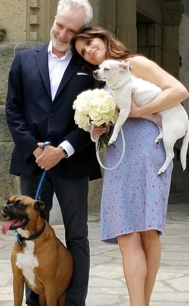 Bradley Whitford & Amy Landecker