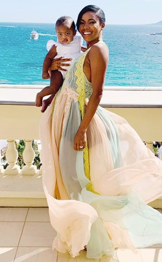 Gabrielle Union, Kaavia James Union Wade