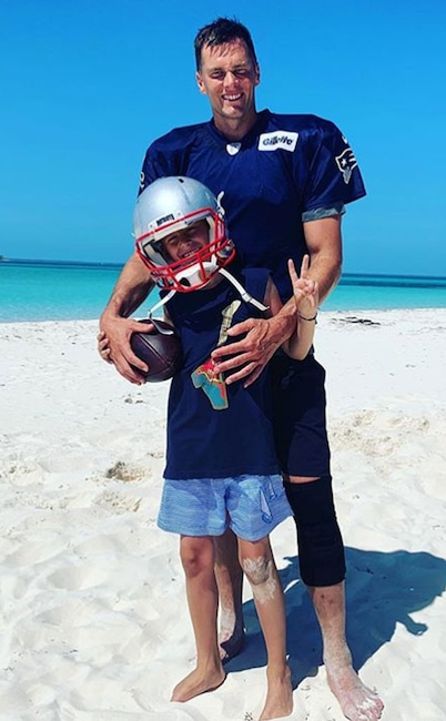 Happy Birthday, Tom Brady! See All the Cutest Family Moments