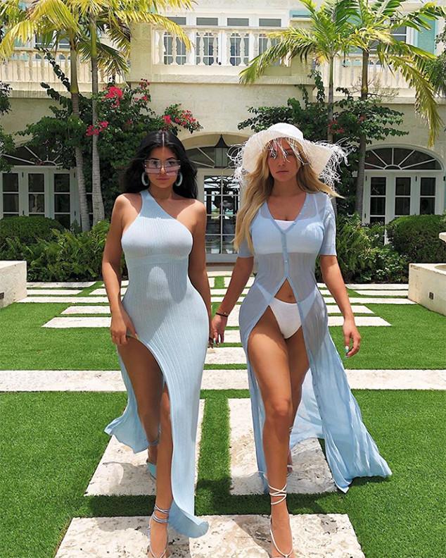 Kylie Jenner, Stassie Karanikolaou