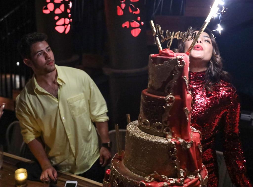 Priyanka Chopra, Birthday