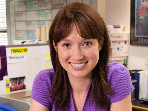 Ellie Kemper Doesn't Expect <i>The Office</i> Reboot—But Has Another Idea