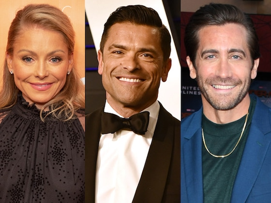 Kelly Ripa Has the Best Response After Fan Asks Her to Leave Mark Consuelos for Jake Gyllenhaal