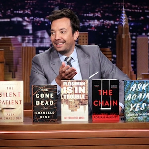 Jimmy Fallon, Book Club