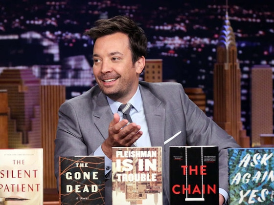 Jimmy Fallon Reveals the 2019 <i>Tonight Show</i> Summer Reads Book Club Nominees