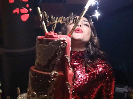 Todos los detalles sobre el cumpleaños 37 de Priyanka Chopra