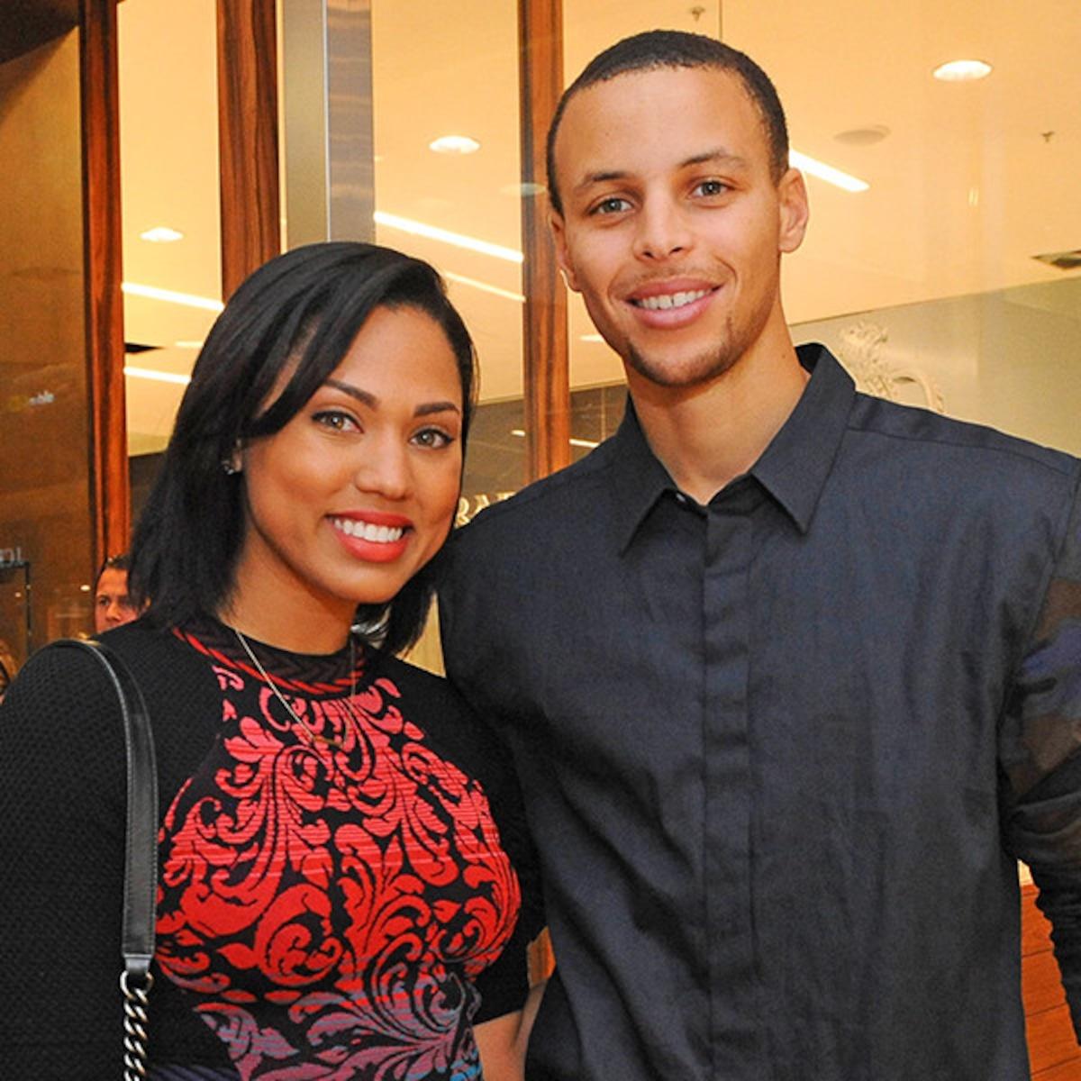 Stephen Curry Wife Ayesha