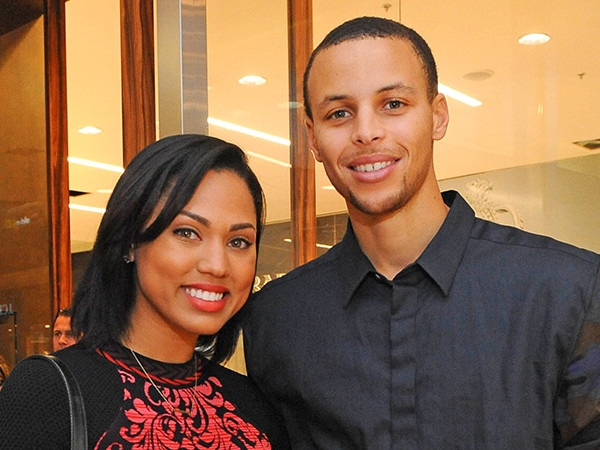 """The Hilarious Reason Ayesha and Stephen Curry Call Son Canon a """"Viking"""" Baby"""